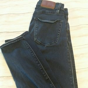 Madewell Skinny Ankle jeans size 25